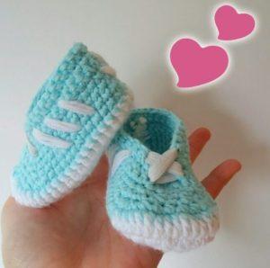 Tiernas zapatillas para bebe