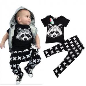 Diseño de ropa bebe modelo urbano