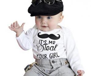 10 Diseños de ropas de moda para bebe varoncito
