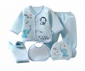 10 ropas que necesita un recién nacido