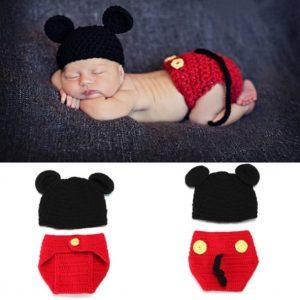 Bonito disfraz Micky Mouse