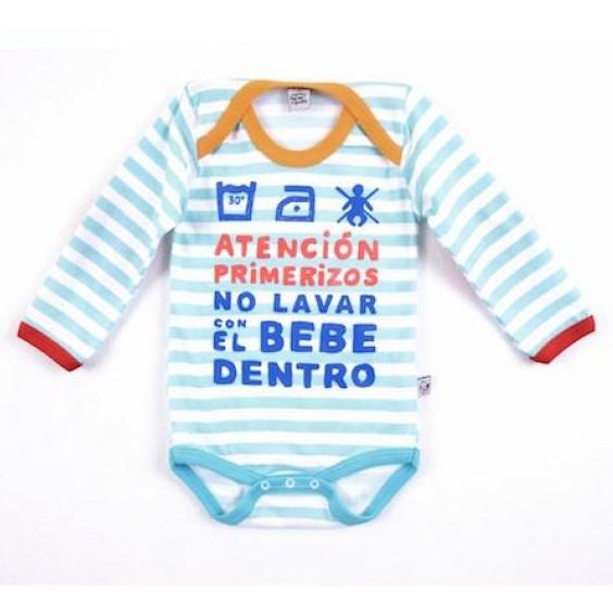 Divertidos Bodys Para Bebe Varón Con Frases Personalizados