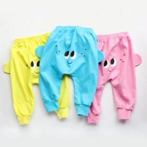 Lindo pantalón carita feliz