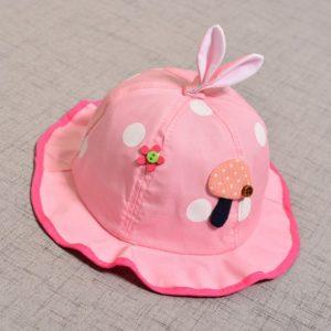Lindo sombrero modelo fresita