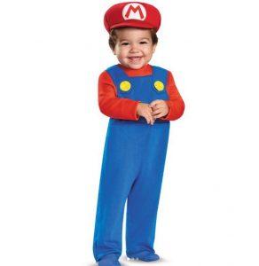 Original disfraz Mario Bros