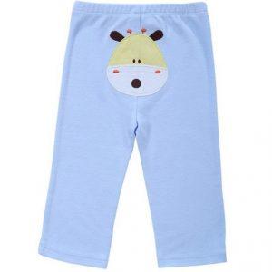 Pantalón bebe jirafita