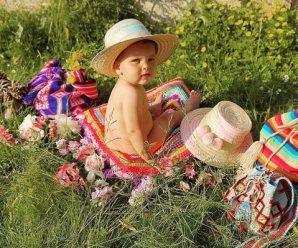 8 novedosos sombreros de verano para bebe mujer