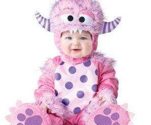16 originales y tiernos disfraces de bebe para temporada de Halloween