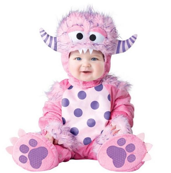 tierno disfraz dragoncita bebe