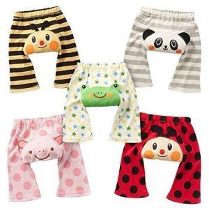 Tiernos pantalones bebe, caritas bonitas