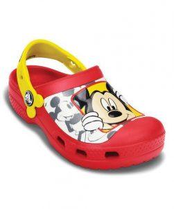 Crocs Micky Mouse