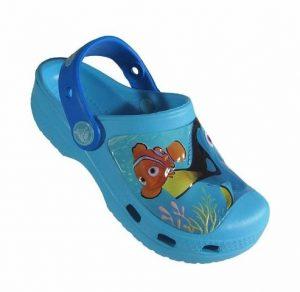 Hemoso Crocs pez Nemo