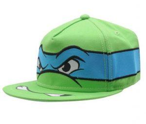 Exclusiva gorra para niños modelo Tortuga Ninja