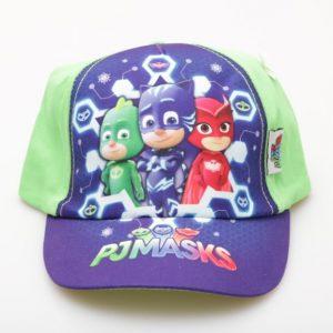 Gorra para niños diseño Héroes en Pijamas