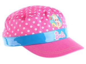Gorra para niña diseño barbie