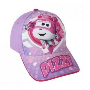 Gorra para niña modelo animal print