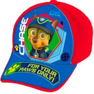 Exclusiva gorra para niños diseño Paw Patrol