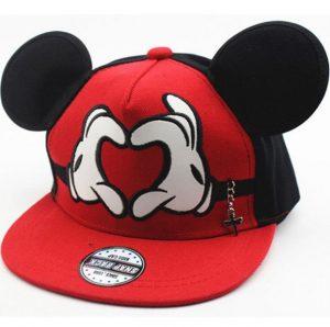 Micky Mouse, gorra para niños