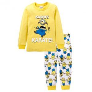 Minions pijama niño