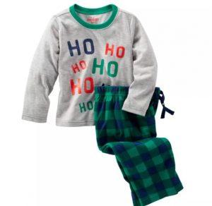 Moderna pijama niño estilo urbano