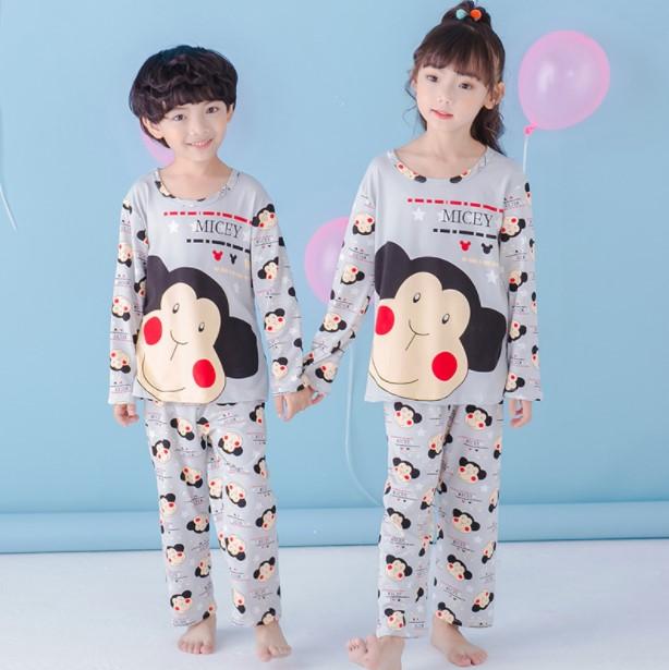 modernas pijama niña