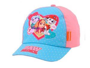 Paw Patrol, gorra para niña