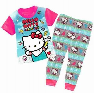 Pijama niña, modelo Hello Kitty