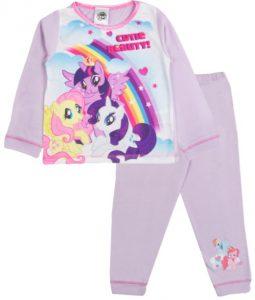 Tierna pijama niña modelo Ponny