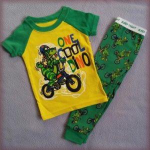 Pijama niño diseño Dino