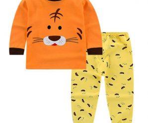 10 pijamas para niños temporada invierno