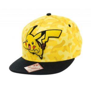 Pikachu gorra para niños