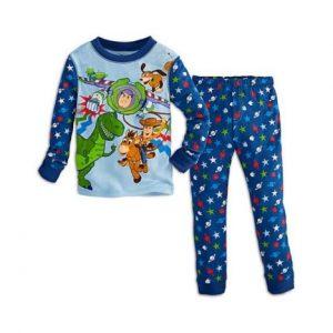 Toy Story pijama niño