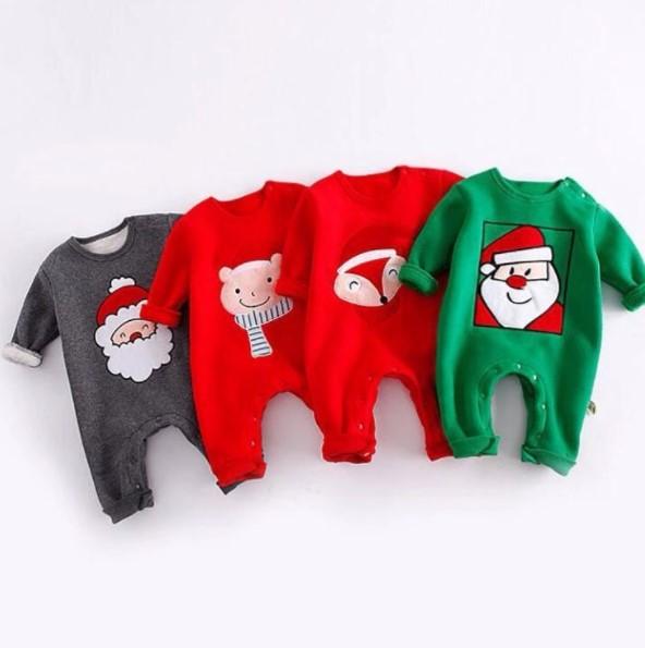 variados enterizos bebe temporada navidad