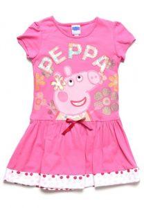 Lindo vestido Peppa