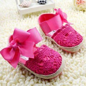 Bellísima sandalia color fucsia