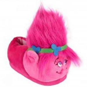 pantufla para niña modelo troll