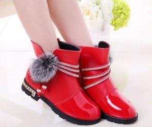 19 modelos de botas modernas para niñas