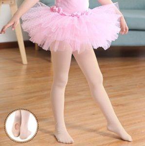 malla medias o pantis para ballet