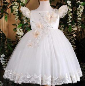 Espectaculares vestidos de bautizo
