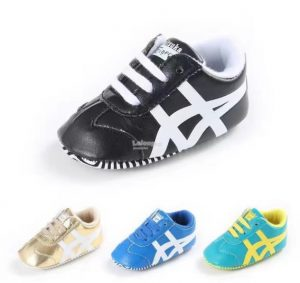 las zapatillas para bebe son infaltables