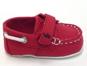 Zapatos mocasines para bebe