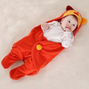 practica manta para bebe