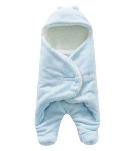 novedosa manta para bebe