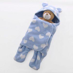 manta de invierno para bebe