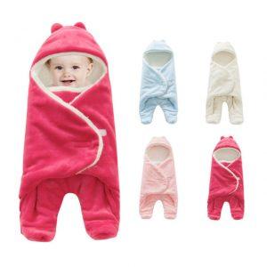 practicas mantas de invierno para bebe