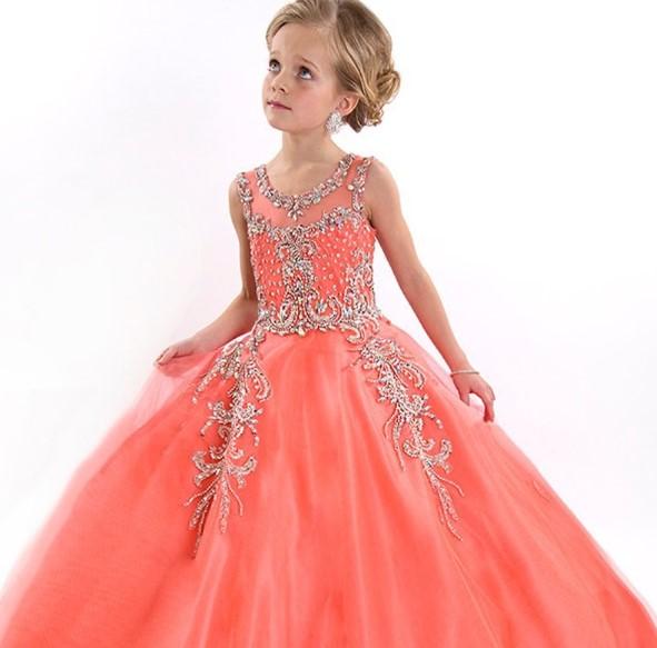 Vestidos De Fiesta De Promoción Para Niñas De 12 Años