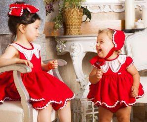 16 vestidos Jesusito para niñas temporada verano
