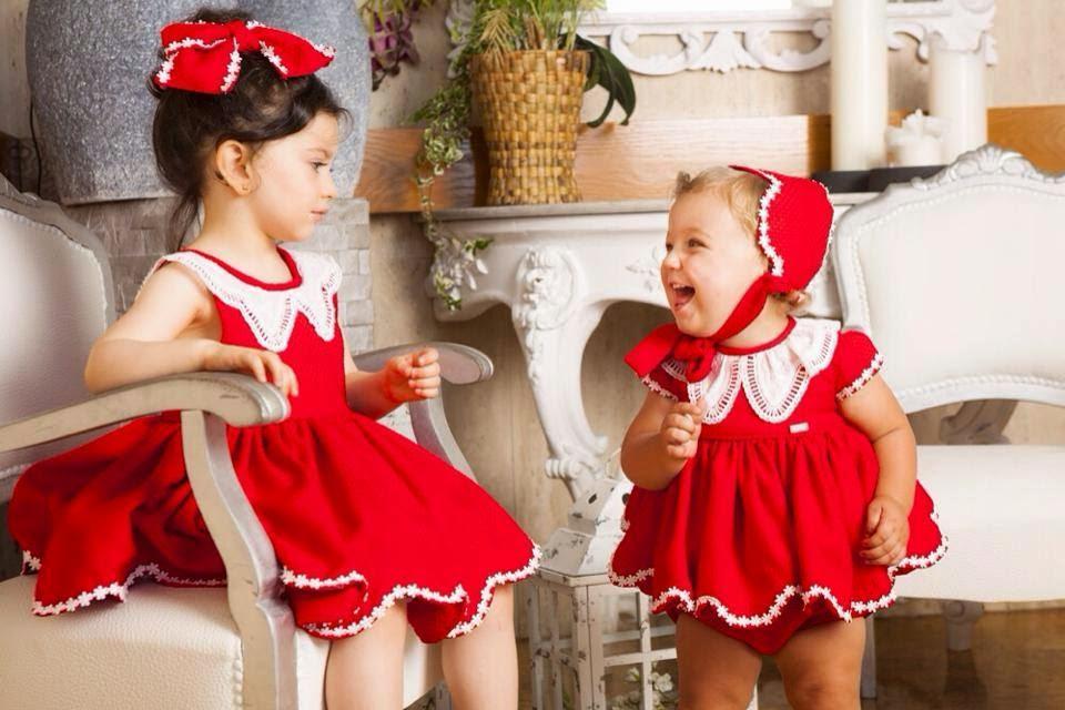 niñas copn vestido jesusito