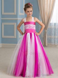 espectacular vestido de fiesta de promocion niña 12 años