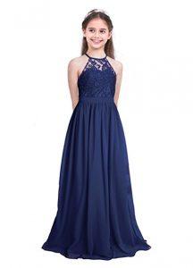 vestido de fiesta de promocion primaria color azul